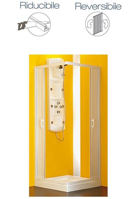 box doccia ebay box doccia a soffietto cabina doccia in pvc riducibile 2