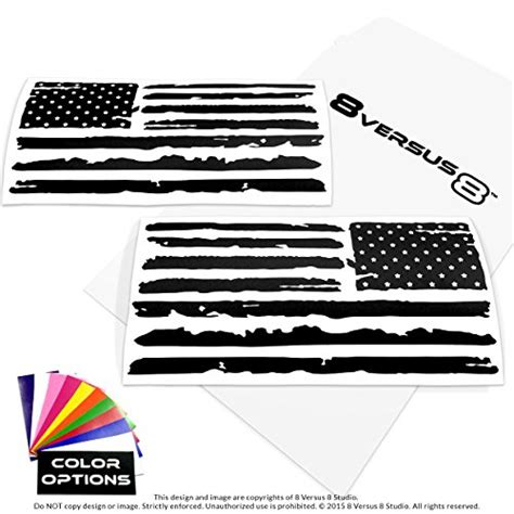 Matte Black Tactical American Flag Compare Price To Jeep American Flag Decal Tragerlaw Biz