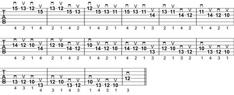 guitar lesson in indonesian just another wordpress com natural minor melodic patterns for lead guitar lesson 1
