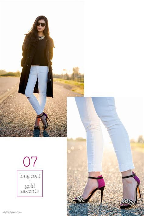 Good Color Combination by What To Wear With White Jeans 16 Stylish