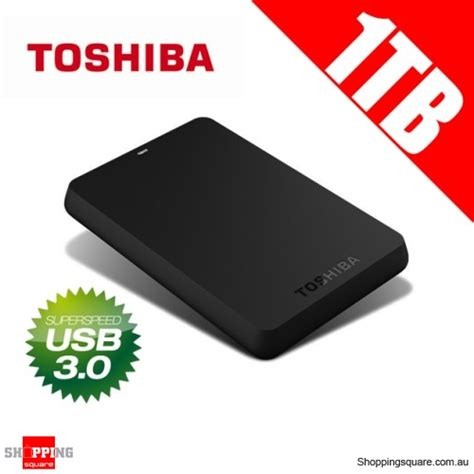Toshiba Canvio Basics 1tb Portable Drive Usb 30 Original toshiba 1tb canvio basics usb 3 0 portable external drive shopping shopping