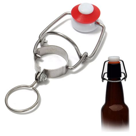 swing cap beer bottles swing cap flip top stopper root homebrew