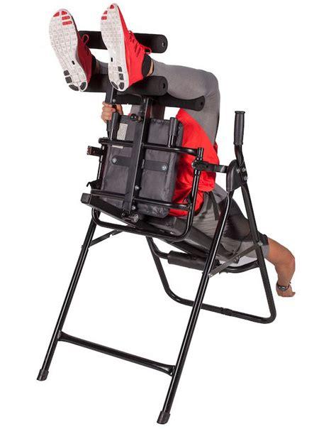 Decompression Chair by 1000 Images About Estiramientos Maquinas Stretcher