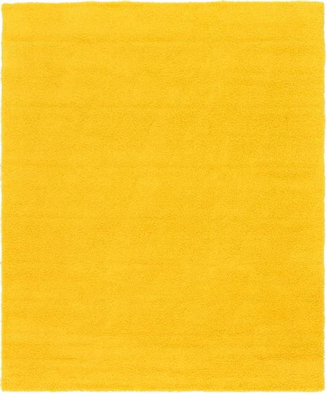 tuscan yellow tuscan sun yellow 365cm x 457cm solid shag rug area rugs