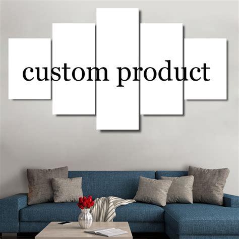 5 Panel Wall Custom
