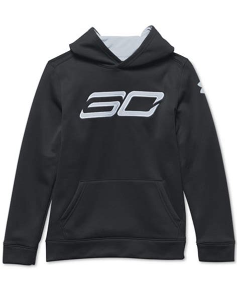 Stephen Curry Sweater Hoodie armour boys steph curry sc30 essentials hoodie