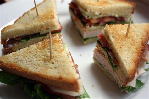 Niki Decker Lunch Bag Allerga dinner tonight club sandwich serious eats