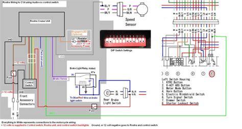 rostra cruise wiring diagram