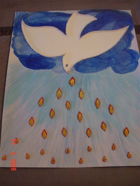 pentecost crafts for 107 best images about confirmation on