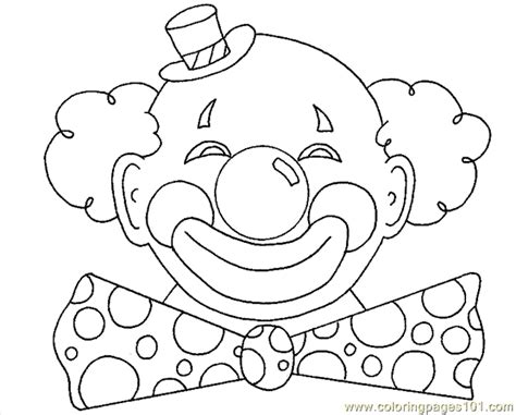 clown coloring pages clown coloring pages
