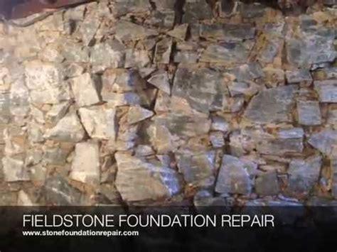 fieldstone basement done right services fieldstone foundation repair basement