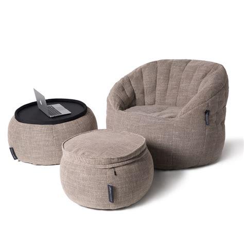 Eco Bean Bag Indoor Bean Bag Table Versa Table Eco Weave
