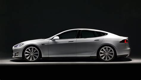 The Tesla Tesla Model S 2013 Cartype