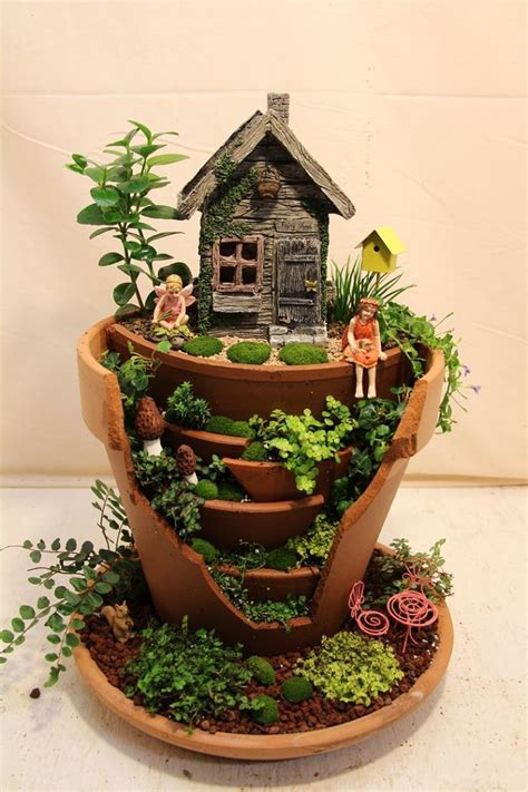 Pots In Gardens Ideas Magical Garden Ideas You Your Will Balcony Garden Web