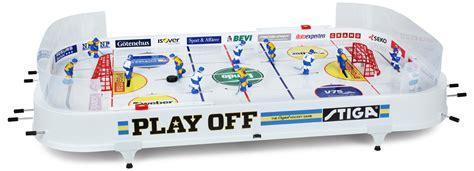 stiga table hockey game quot playoff quot international version