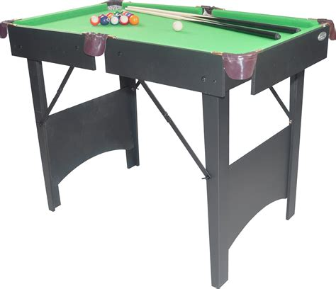 3 Foot Folding Table Gamesson Cornell 3 Foot 6 Inch Folding Pool Table Liberty