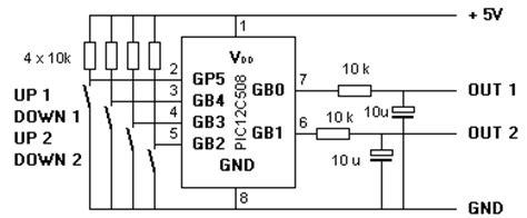 variable resistor using microcontroller variable resistor using microcontroller