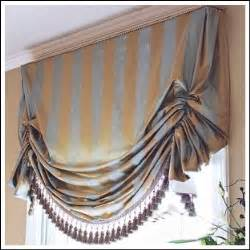 bedroom swag curtains window treatment ideas you can do