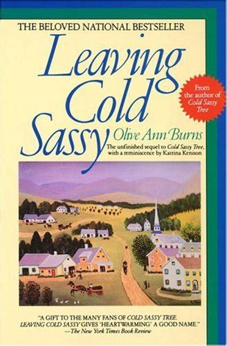 unfinished failure does not equal finished books leaving cold sassy by olive burns