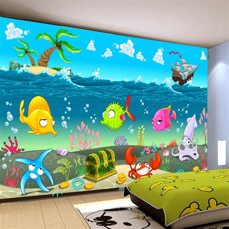 fish wall mural popular wall murals fish buy cheap wall murals fish lots