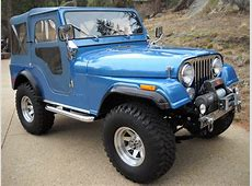 1980 Jeep CJ-5 - Information and photos - MOMENTcar Morris 4x4 Jeep Information