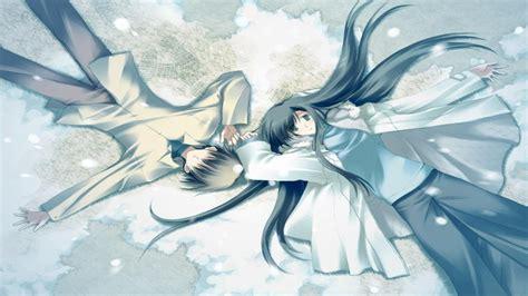 wallpaper untuk couple anime couple wallpaper 74 images
