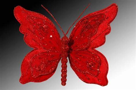 imagenes mariposas rojas bisuteria la mariposa roja