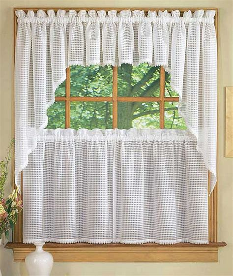 Ideas For Kitchen Window Curtains by Curtain Designs For Kitchen Windows Kitchen And Decor