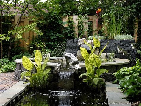 the art of landscape design balinese inspired water
