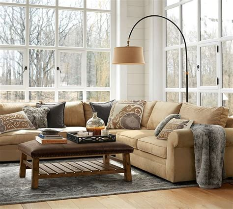 Pearce Sofa Pottery Barn by Pottery Barn Pearce Sofa Review Fabric Sofas