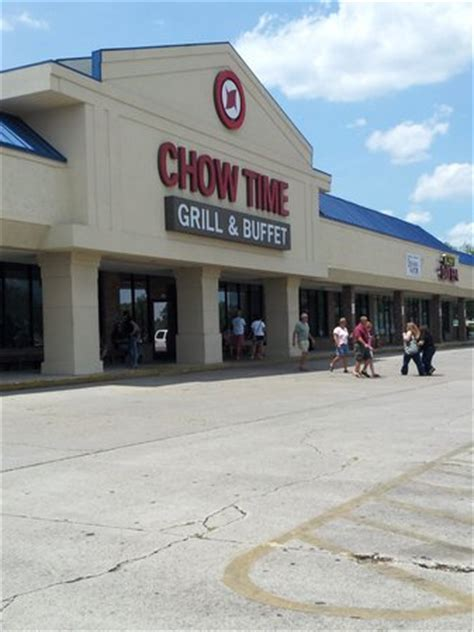 chow time grill and buffet panama city restaurant