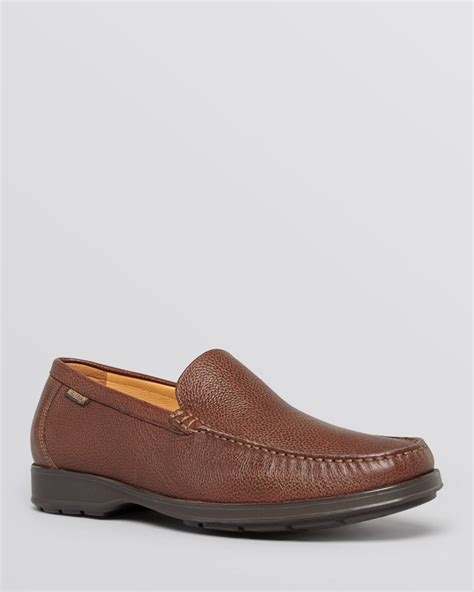 mephisto loafers mephisto henri moc venetian loafers in brown for