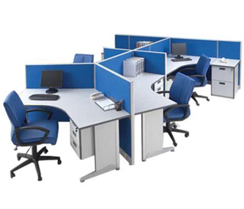 Meja Kerja Workstation jual partisi kantor harga murah