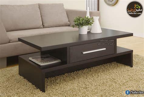 Livingroom Table ترابيزات انتريهات مودرن خشب لوكشين ديزين نت