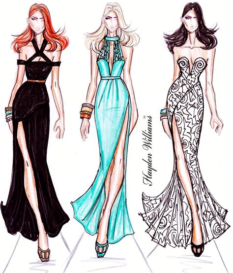 fashion design referenced fashion on pinterest hayden williams fashion