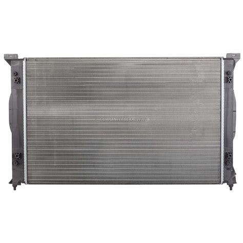 audi a4 radiator 2004 audi a4 radiator 1 8l quattro models with manual