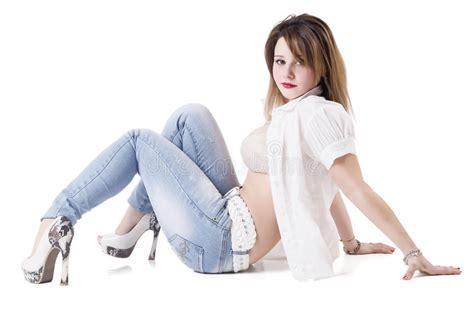 Beautiful Shirt beautiful with unbutton shirt stock photo image of