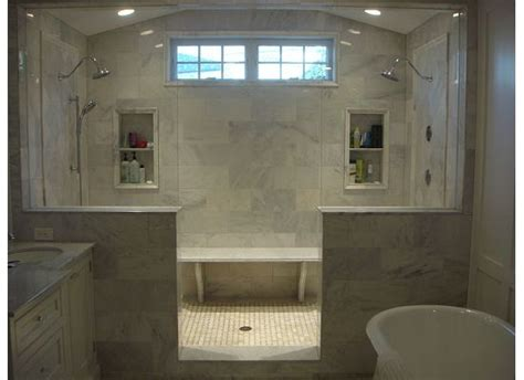 2 person shower master bathrooms pinterest style window and design