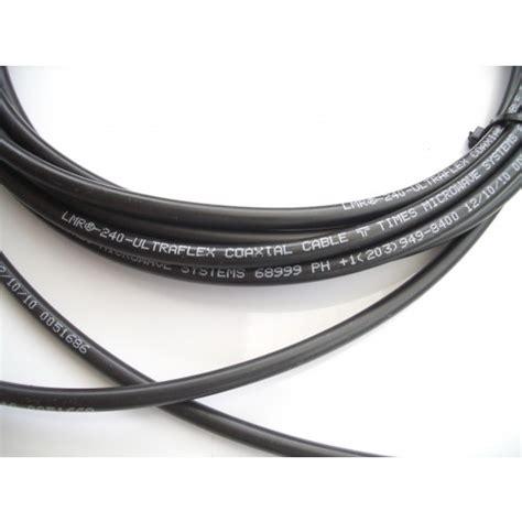 rst beam iridium cable mft kit  tnc male
