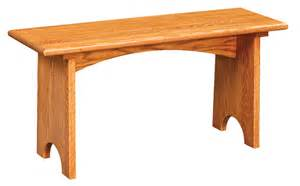shaker bench town amp country furniture
