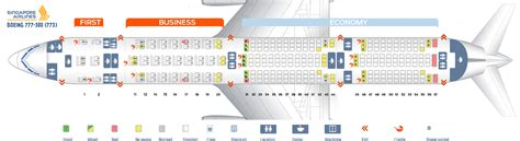 air 777 300 seating seat map boeing 777 300 quot singapore airlines quot best seats