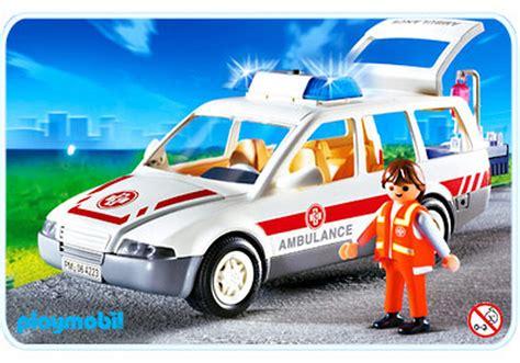 mobil de auto notarzt pkw 4223 a playmobil 174 deutschland