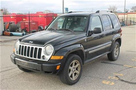 2007 Jeep Liberty Limited Edition 2007 Jeep Liberty Limited Edition 4x4 As Is Kitchener