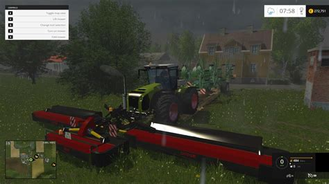 cutting grass games online claas xerion 5000 cutting grass farming simulator 2015