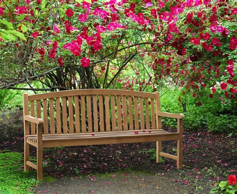 teak garden benches uk clivedon teak 4 seater garden bench solid wood bench