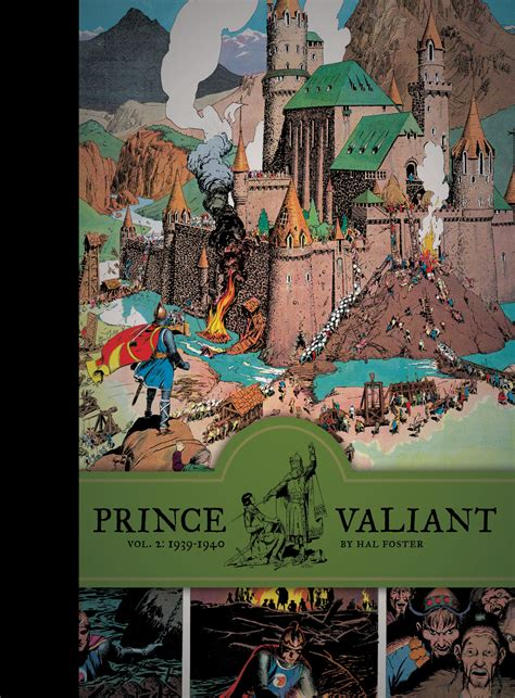 prins valiant all ages other prince valiant vol 2 1939 1940