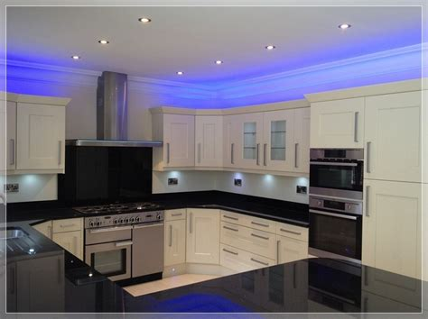 cool house lighting kitchen led lighting ideas home design gallery