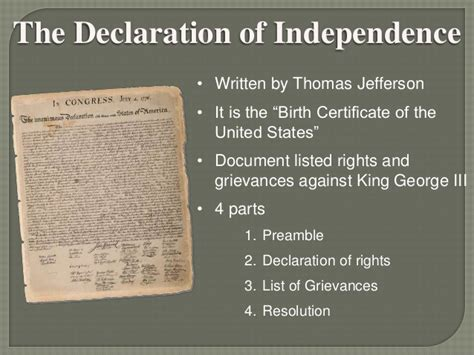 why was the declaration of independence written causes of the american revolution