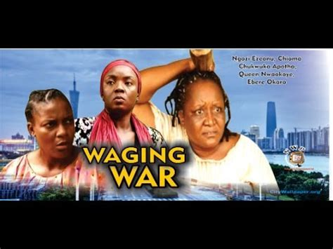 cus on fire nigeria nollywood movie waging war nigerian movie part 1 there is fire on the