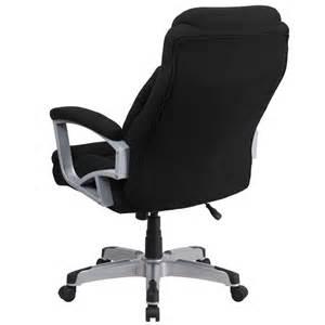 heavy duty office chairs 500lbs heavy duty 500 lb capacity big black fabric office